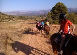 rutes a cavall